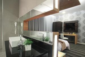 Yoai Hotel, Szállodák  Jilan - big - 18