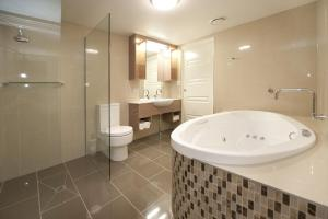 CBD Executive Apartments, Aparthotels  Rockhampton - big - 6
