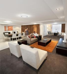 CBD Executive Apartments, Aparthotels  Rockhampton - big - 11