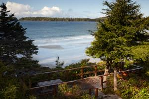 Middle Beach Lodge, Chaty v prírode  Tofino - big - 10