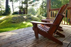 Middle Beach Lodge, Chaty  Tofino - big - 24