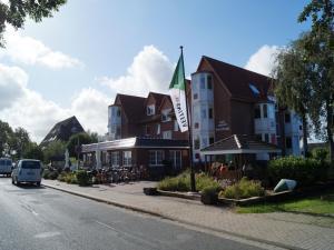 Residenz Hansekogge, Szállodák  Nordholz - big - 45