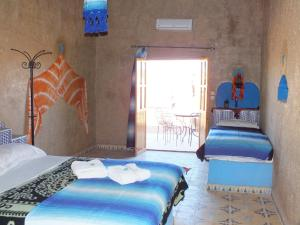 Auberge De Charme Les Dunes D´Or, Hostels  Merzouga - big - 25