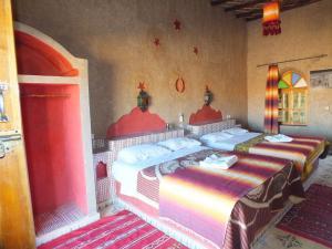 Auberge De Charme Les Dunes D´Or, Hostels  Merzouga - big - 36