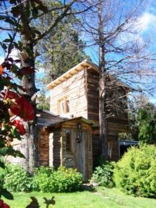 El Repecho, Chaty v prírode  San Carlos de Bariloche - big - 7