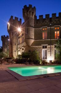 Hostellerie du Château des Fines Roches, Hotely  Châteauneuf-du-Pape - big - 39