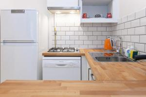 EV Apartments | Cihangir, Apartmanok  Isztambul - big - 19