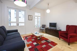 EV Apartments | Cihangir, Apartmanok  Isztambul - big - 63