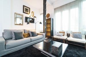 Valencia Luxury Attics Ayuntamiento, Апартаменты  Валенсия - big - 47