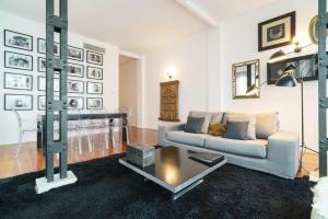Valencia Luxury Attics Ayuntamiento, Апартаменты  Валенсия - big - 98