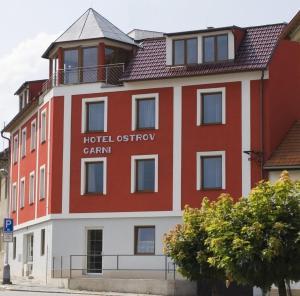 Hotel Ostrov Garni