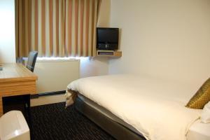 Plaza Hotel Toyota, Nízkorozpočtové hotely  Toyota - big - 3
