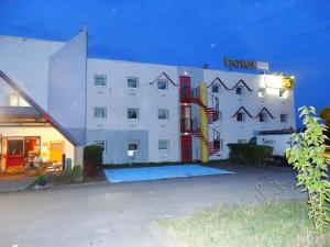 Fasthotel - Soissons Nord, Hotely  Crouy - big - 11
