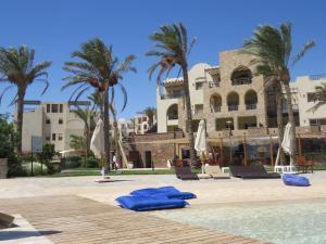 Azzurra two-Bedroom Apartment at Sahl Hasheesh, Apartmány  Hurghada - big - 13