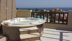Azzurra two-Bedroom Apartment at Sahl Hasheesh, Apartmány  Hurghada - big - 7