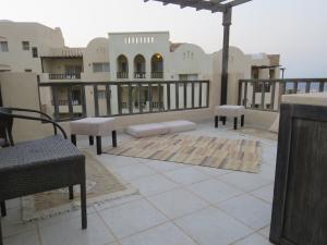 Azzurra two-Bedroom Apartment at Sahl Hasheesh, Apartmány  Hurghada - big - 23