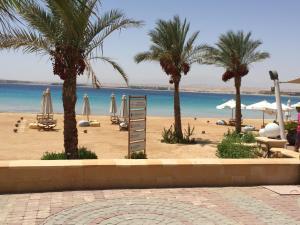Azzurra two-Bedroom Apartment at Sahl Hasheesh, Apartmány  Hurghada - big - 19
