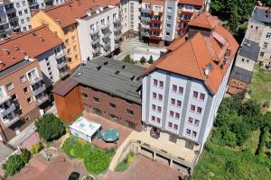 Hotel-Restauracja Spichlerz, Hotely  Stargard - big - 54