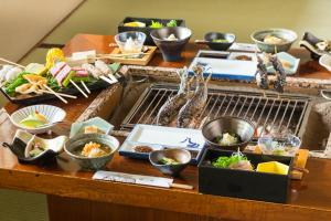 Hotel Happo, Ryokany  Hakusan - big - 9