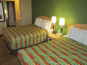 Номер-студио Делюкс с 2 кроватями размера «queen-size» - Подходит для гостей с ограниченными физическими возможностями / Для некурящих