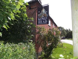 Kings Head Bawburgh, Locande  Norwich - big - 62