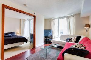 Saint François Xavier Serviced Apartments, Appartamenti  Montréal - big - 47
