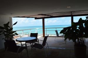 Apartamentos Deluxe VIP Ponta Negra, Apartmány  Natal - big - 9