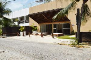 Apartamentos Deluxe VIP Ponta Negra, Apartmány  Natal - big - 8