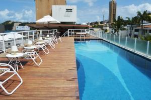 Apartamentos Deluxe VIP Ponta Negra, Apartmány  Natal - big - 7