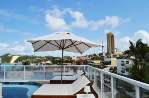 Apartamentos Deluxe VIP Ponta Negra, Apartmány  Natal - big - 28