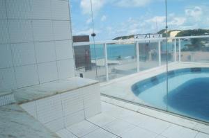 Apartamentos Deluxe VIP Ponta Negra, Apartmány  Natal - big - 10