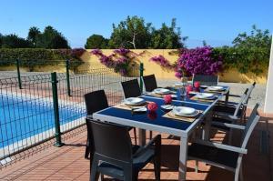 Villa Luna, Case vacanze  Almancil - big - 12