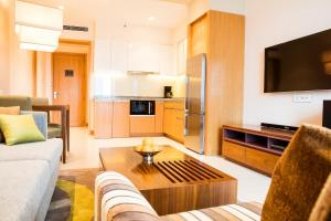 Oakwood Residence Kapil Hyderabad, Residence  Hyderabad - big - 26