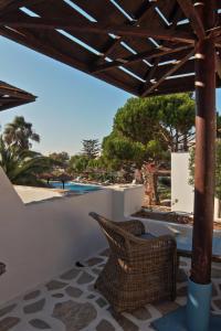 Alkyoni Beach Hotel, Hotely  Naxos Chora - big - 76