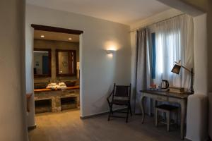 Alkyoni Beach Hotel, Hotely  Naxos Chora - big - 75