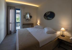 Alkyoni Beach Hotel, Hotely  Naxos Chora - big - 74