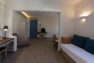 Alkyoni Beach Hotel, Hotely  Naxos Chora - big - 44