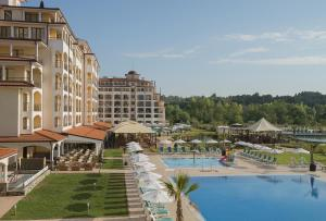 Sunrise All Suites Resort- All Inclusive, Apartmanhotelek  Obzor - big - 35