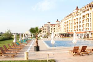 Sunrise All Suites Resort- All Inclusive, Апарт-отели  Обзор - big - 58