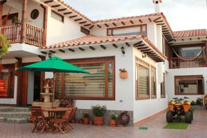 VillaBB, Aparthotels  Villa de Leyva - big - 13