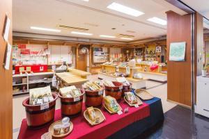 Hotel Happo, Ryokany  Hakusan - big - 34