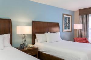 Hilton Garden Inn Nanuet, Отели  Нанует - big - 11