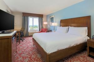 Hilton Garden Inn Nanuet, Отели  Нанует - big - 4