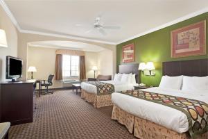 Habitación Deluxe adaptada para personas de movilidad reducida - 2 camas grandes - No fumadores