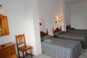 Hotel Mirasol, Szállodák  Órgiva - big - 15
