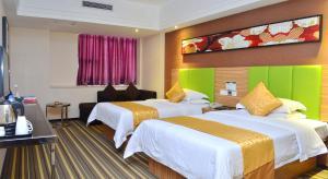Shanshui Fashion Hotel Shunde Ronggui, Hotely  Shunde - big - 26