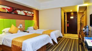 Shanshui Fashion Hotel Shunde Ronggui, Hotely  Shunde - big - 11
