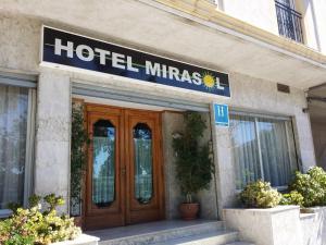 Hotel Mirasol, Szállodák  Órgiva - big - 39