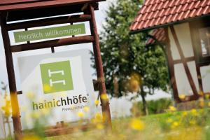 Hainichhöfe Premiumchalets, Ferienhäuser  Mülverstedt - big - 4