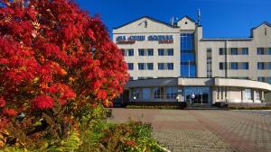 Гостиничный комплекс На семи холмах, Ханты-Мансийск